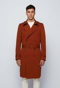BOSS - Trench - open brown