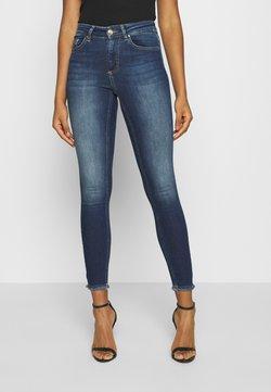 ONLY - ONLBLUSH LIFE - Jeans Skinny - dark blue denim
