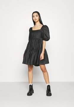 Gina Tricot - DUVA DRESS - Cocktail dress / Party dress - black