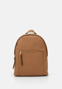 New Look - CLIVE ZIP AROUND BACKPACK - Reppu - camel