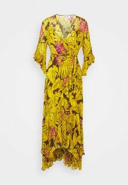 Diane von Furstenberg - JEAN - Maxikleid - yellow
