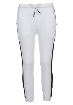 Urban Classics - Jogginghose - white/black