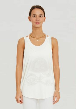 Yogasearcher - LOLASANA - Top - white