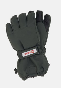 LEGO Wear - ATLIN  - Fingerhandschuh - dark green