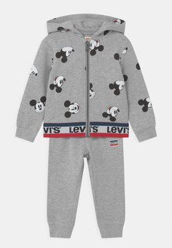 Levi's® - MICKEY MOUSE ZIP UP SET UNISEX - Survêtement - grey
