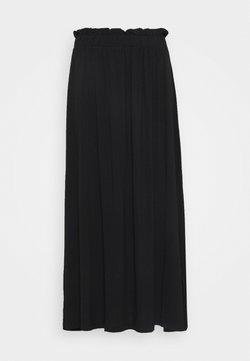 Even&Odd Tall - Jupe trapèze - black
