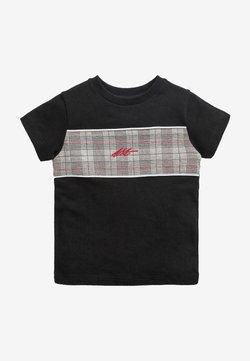 Next - Camiseta estampada - black
