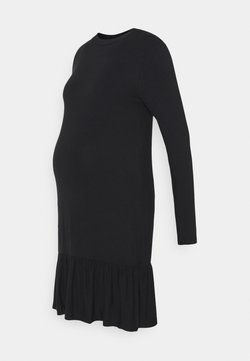 MAMALICIOUS - MLAKARI - Robe en jersey - black