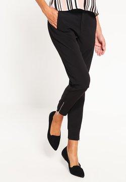 InWear - NICA PANTS - Spodnie materiałowe - black
