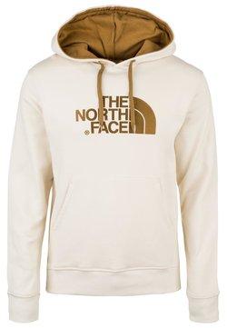 The North Face - MENS DREW PEAK HOODIE - Hoodie - vintage white/british khaki