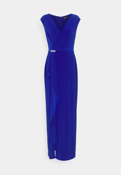 Lauren Ralph Lauren - CLASSIC LONG GOWN - Suknia balowa - french ultrmarine