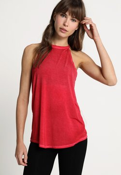Yogasearcher - Top - rouge
