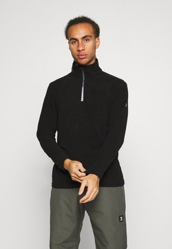 Brunotti - TENNO MENS  - Fleecepullover - black