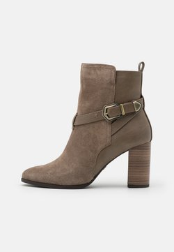 Tamaris - BOOTS - Korte laarzen - taupe