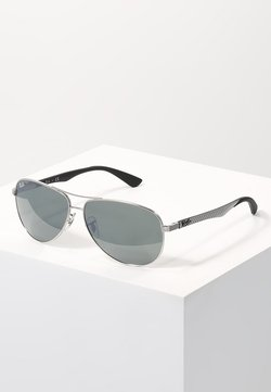 Ray-Ban - Sonnenbrille - silver/crystal grey mirror