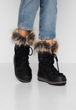 Moon Boot - MONACO LOW WP - Bottes de neige - black