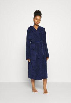 Vossen - LIFE - Dressing gown - marine blau