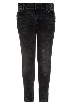 Cars Jeans - KIDS DUST - Jeans Skinny Fit - black