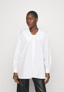 Samsøe Samsøe - FRANKA LONG - Camicia - white