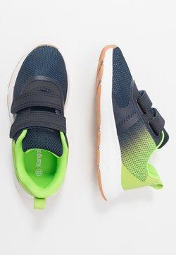 KangaROOS - KB-AGIL V - Sneakers laag - dark navy/lime