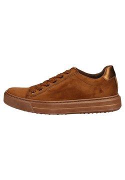 ara - Sneaker low - cognac, bronce