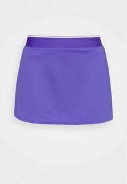 adidas Performance - CLUB SKIRT - Urheiluhame - purple/white