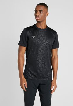 Umbro - TRAINING - T-Shirt print - black