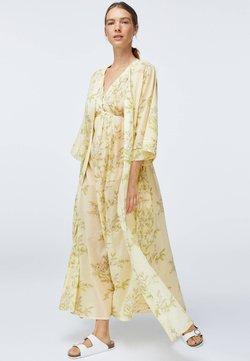 OYSHO - Dressing gown - yellow