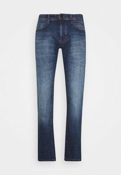 camel active - REGULAR - Jeans Straight Leg - midblue used