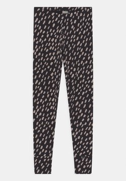 Papu - FOLD UNISEX - Legging - black