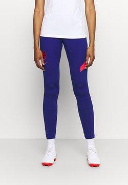 Nike Performance - FC BARCELONA PANT - Squadra - deep royal blue/light fusion red