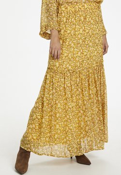 Part Two - Maxi skirt - yellow