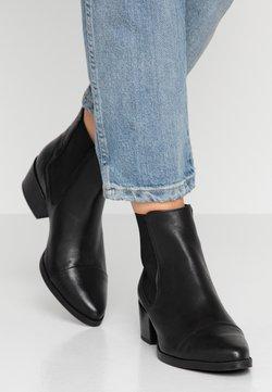 Pavement - PARKER - Korte laarzen - black