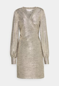 Part Two - FLEUR - Cocktail dress / Party dress - gold foil