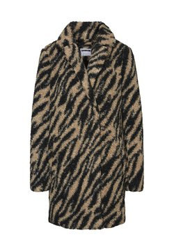 Noisy May - Wintermantel - black/zebra
