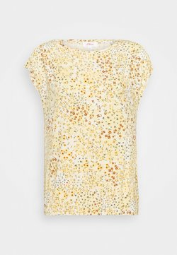 s.Oliver - T-Shirt print - sunlight yellow
