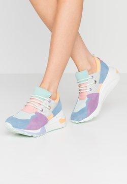Steve Madden - CLIFF - Sneakers - blue/mint
