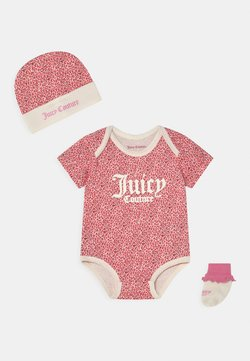 Juicy Couture - BABY LEOPARD SET - Printtipaita - multi-coloured