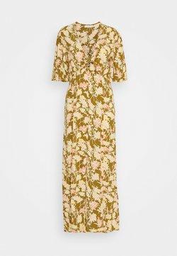 Pieces - PCPOLLY MAXI DRESS - Vestido de cóctel - plantation