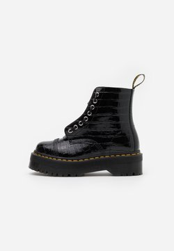 Dr. Martens - SINCLAIR - Bottines à plateau - black