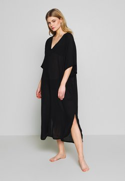 Filippa K - BEACH KAFTAN - Beach accessory - black