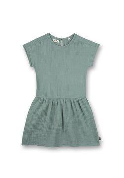 Sanetta Pure - Korte jurk - grün