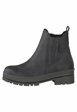 Marco Tozzi - CHELSEA BOOT - Ankle Boot - dk.grey a.comb
