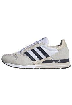 adidas Originals - ZX 500 UNISEX - Sneaker low - ftwr white legend ink grey one