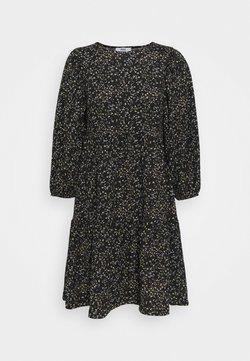 ONLY Petite - ONLSARA ZILLE DRESS - Robe d'été - black