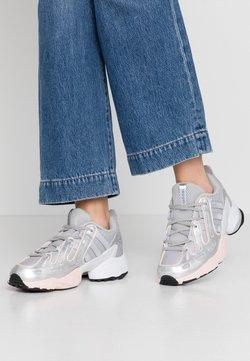 adidas Originals - EQT GAZELLE - Baskets basses - grey two/matte silver/ice pink