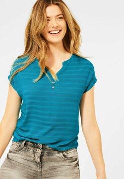Cecil - T-Shirt print - cool lagoon blue