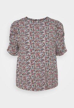 b.young - BYMMJOELLA BLOUSE - T-Shirt print - tan mix