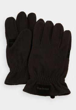 Barbour - COUNTRY GLOVES - Fingerhandschuh - black