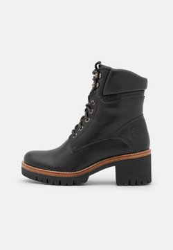 Panama Jack - PAISLEY  - Lace-up ankle boots - black